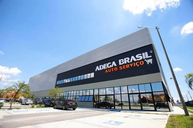 Adega Brasil, Pinhais.
