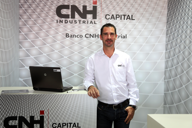 Carlo Sisto, presidente do Banco CNH Industrial