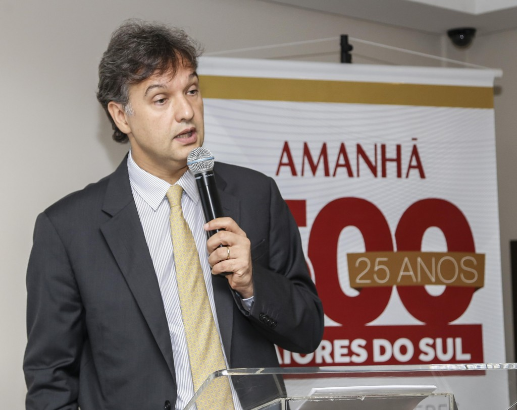 Líder região Sul da PwC, Carlos Peres - Credito - Daniel Derevecki